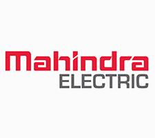 Mahindra Electric.